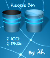 Recycle Bin by Skynix