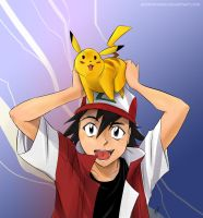 now its ash by brokentrain