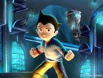 Astro Boy game wallpaper by fw4me