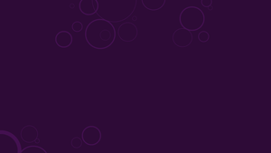 Purple Windows 8 Bubbles Background by gifteddeviant