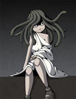 The Gorgon by CubeWatermelon