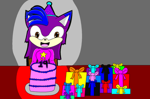my 19th birthday by sapphiredragon49