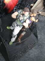 Resident Evil 5 Diorama 003 by ultimategallo