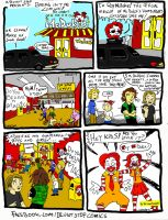 Bring in the Clown! Part 1 of 2 by Cortezeye