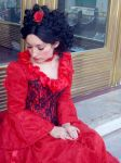 Lady in red - 03 by pallottili