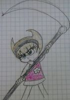 Mandy_Grim Adventures of Billy and Mandy by LoonataniaTaushaMay