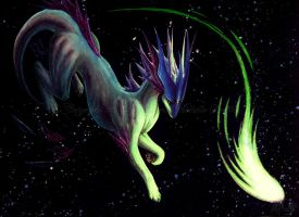 Starlit Path by ZeitgeistDragon