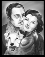 Mr. and Mrs. Charles by 990031