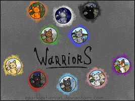 Clans of Cats-Warriors by SparkleStarCat