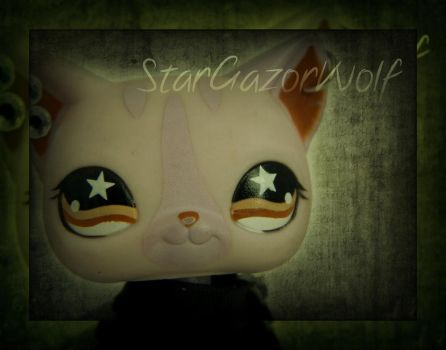 This is my new icon :) by StarGazorWolf