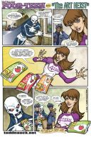 "Four-Teen in ""The Art Heist"" by ToddNauck"