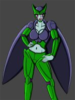 Super Perfect Cell Female by Empawk