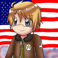 .:Happy Independence Day:. America by SkyWarriorKirby