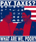 Romney and Ryan on Taxes by Party9999999