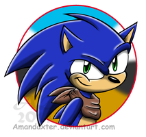 Sonic Boom 2 by Amandaxter