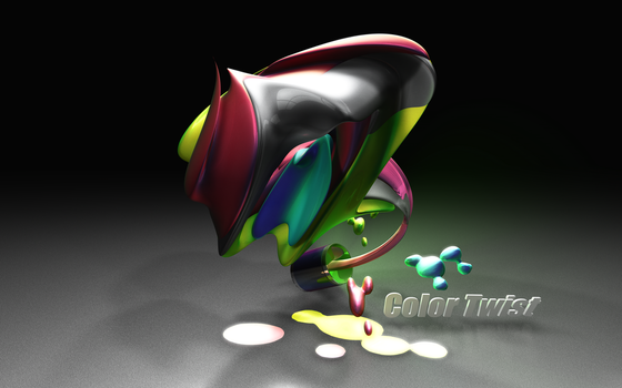 Color Twist by aimike