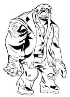 Solomon Grundy by dfridolfs