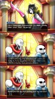 What If Undertale is an AttorneyTale? by Marini4
