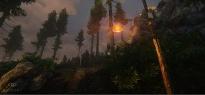 Cryengine - Forest Scene 2 by TRAEMORE