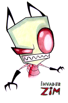 Zim by AJO24