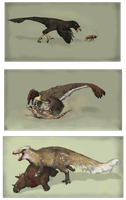 Cenozoic: Age of Raptors by Sheather888