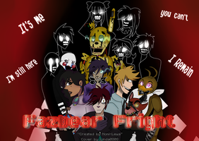Fazbear fright contest cover! by linda0808
