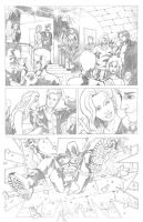 Pencils: Millie's Models page 2 by INGGO