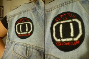 Selfmade Celldweller Patch by JokenxD
