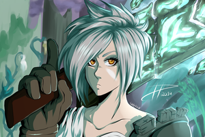 Riven by IDraw90
