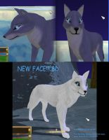 New wolves in FH by OmegaLioness