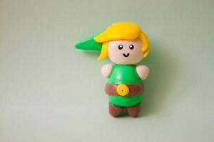 Lil Link by theaquallama