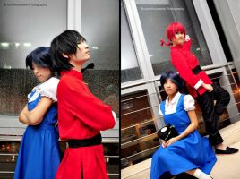 Ranma: Best of both worlds by nekomiKasai