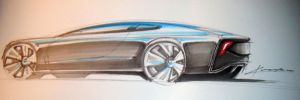 quick sketch, volvo by Chrupson