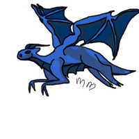 RavenClaw Dragon by Chynna-B
