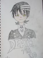 death the kid by felineattraction