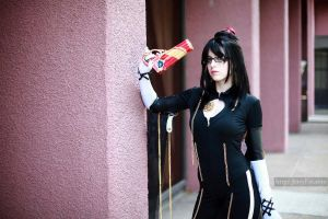 Bayonetta - Bayonetta Cosplay 2 by notomorrowgirls