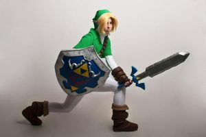OOT - take it out on the bad guys by Gwan-chan