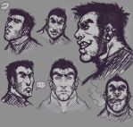 Expression Practice by Benzy