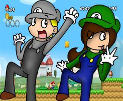 Let's Play Some Super Mario. by HamSamwich