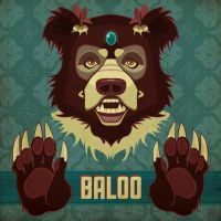 Baloo by MonicaMcClain