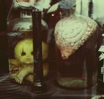 Weirdness in the jar by NaamahVonhell