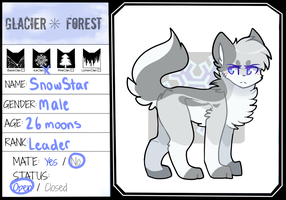 Glacier Forest - SnowStar by smoup