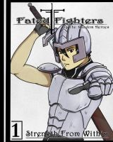 Fated Fighters vol 1 cover by Gearfreed