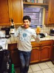 Cheers for a Happy ThanksGiving by JOHNSRODRIGUEZ1997