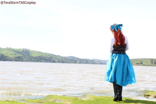 Wish I could be... - Ariel /Little Mermaid Cosplay by TeraStormTAS-Cosplay