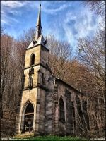 Forgotten Church by PaSt1978
