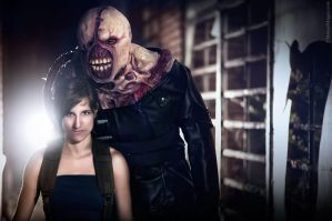 Re 3_My Nemesis by FairyScarlet