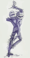 Halloween At Last. by sketchpad232