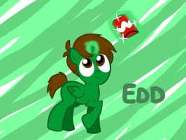 My Little Eddsworld: Edd by missskeletrina2