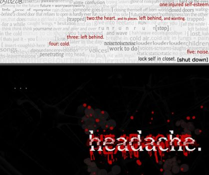 headache. by xxx-fancy-xxx